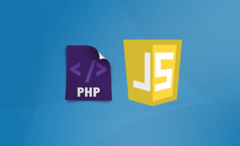 PHP и Javascript. Отличия языков и области применения в 2019 году