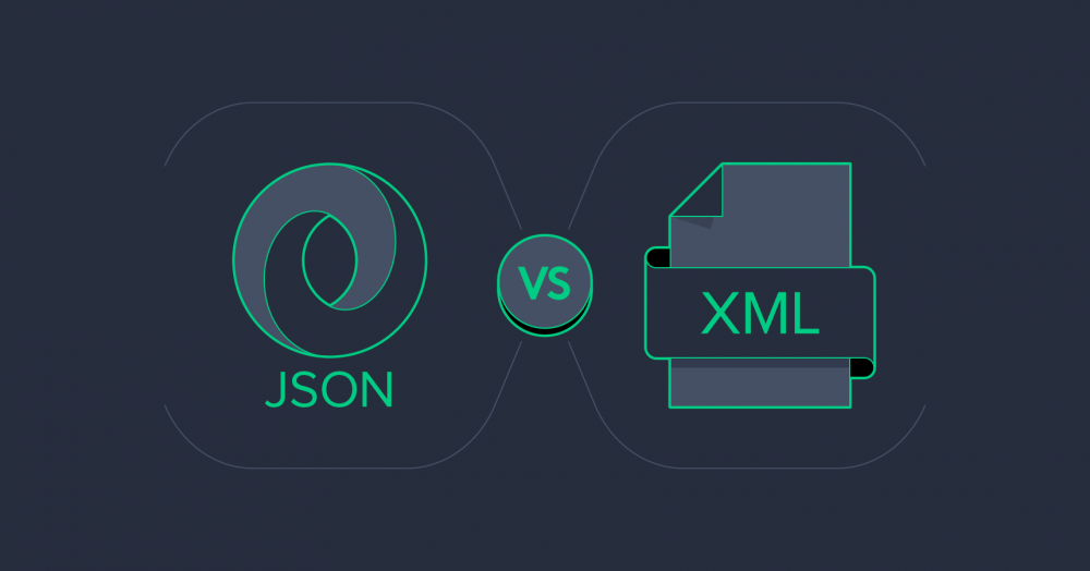 JSON vs XML. Сравнение технологий и области применения