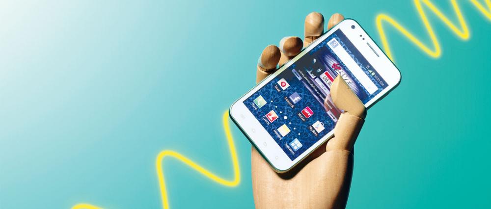 Как защитить себя от радиации мобильного телефона?