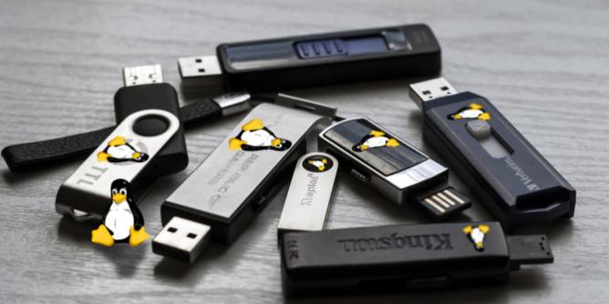 Создание загрузочной флешки Linux. Как ставить Linux на флешку?