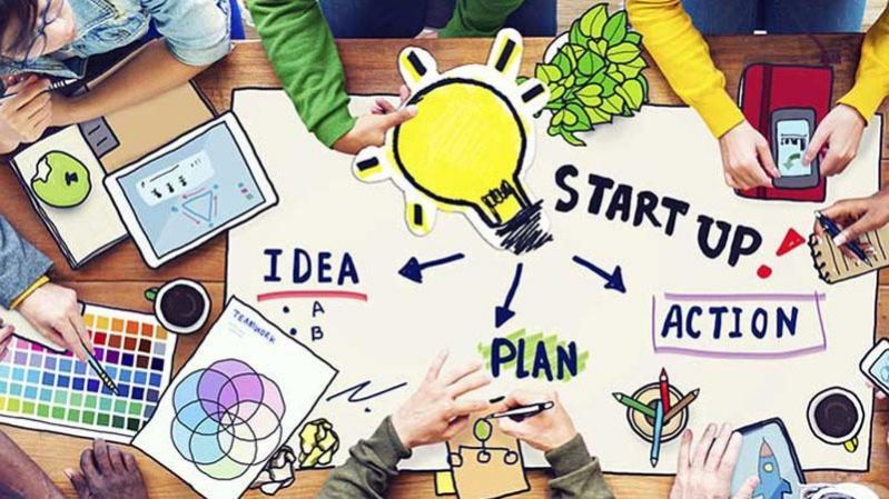 Запустить стартап