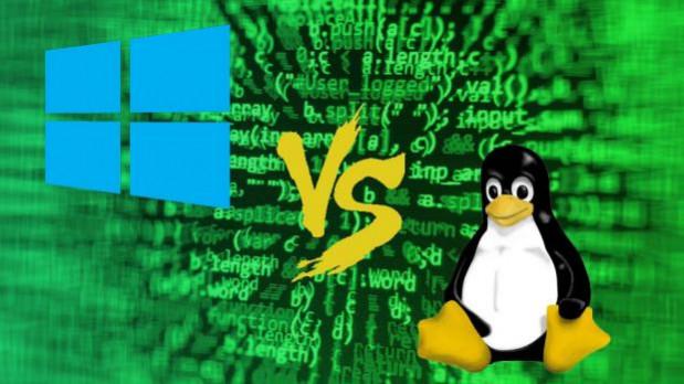 Windows vs Linux