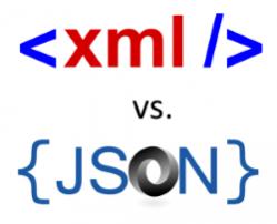 JSON и XML