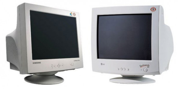 CRT экраны и мониторы