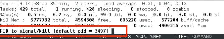 linux top kill