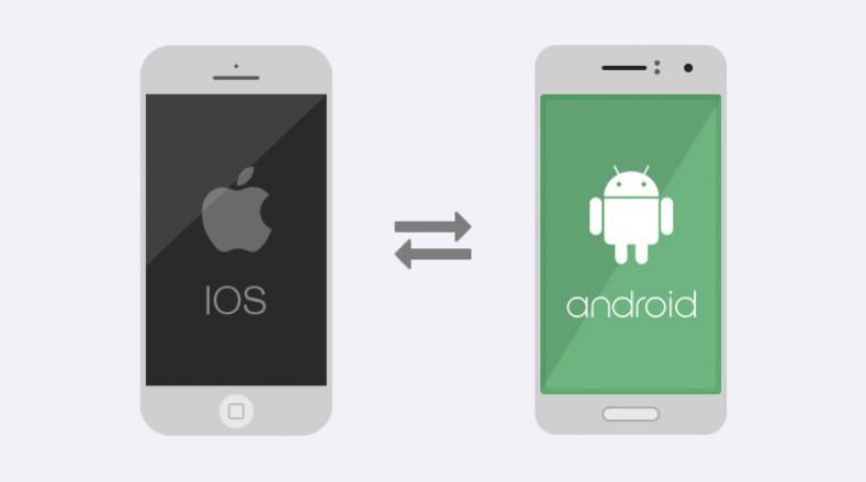 Взаимодополняемость android и ios
