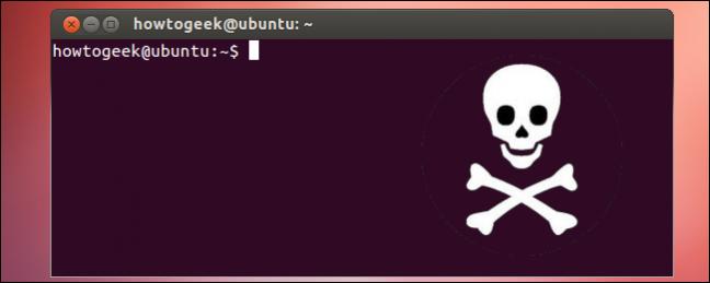 Опасные команды на Linux