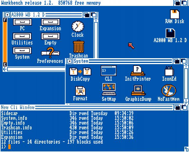 AmigaOS 1.2