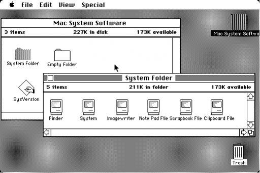 Classic Macintosh