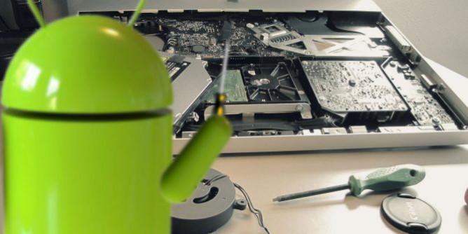 Системные характеристики Android