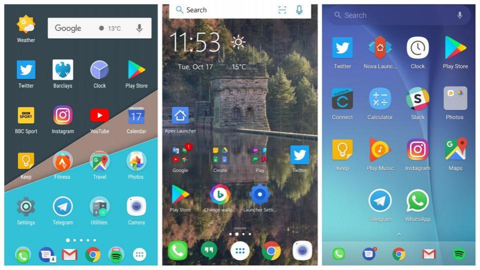 Android Настройка смартфона