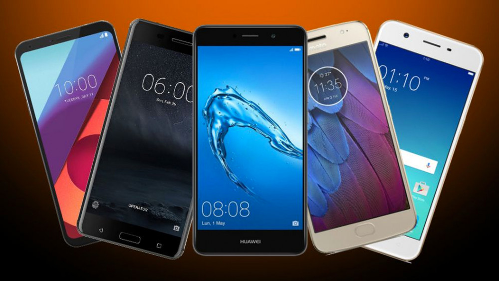 Android Смартфоны