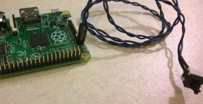Возможность перезагрузки Raspberry Pi