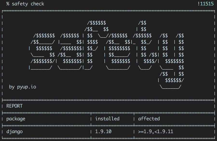 PythonSafety