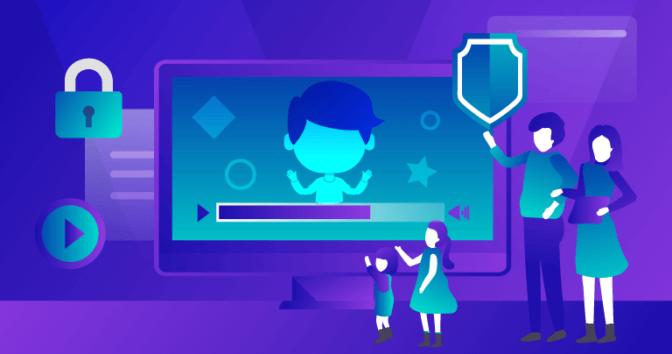 Защите детей в интернете