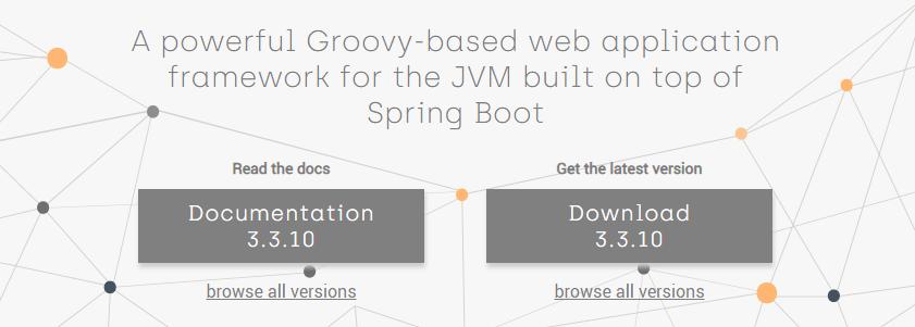 Java фреймворкGrails