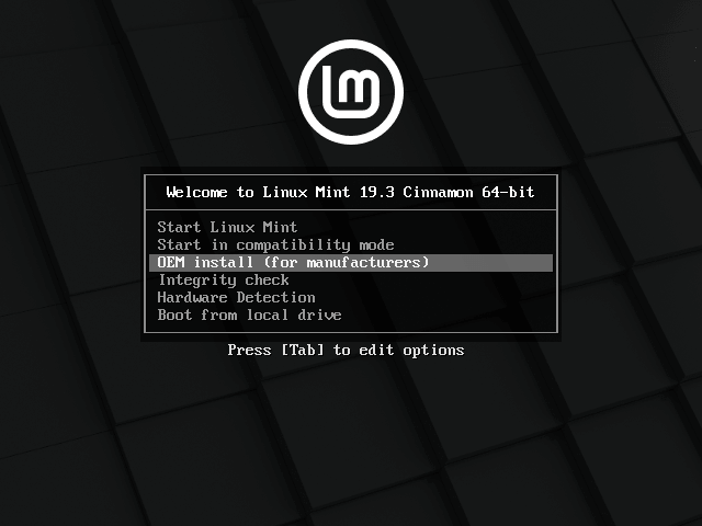 Установка Linux Mint на VirtualBox