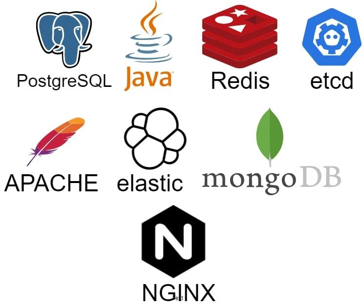 Многие приложения работают на Docker