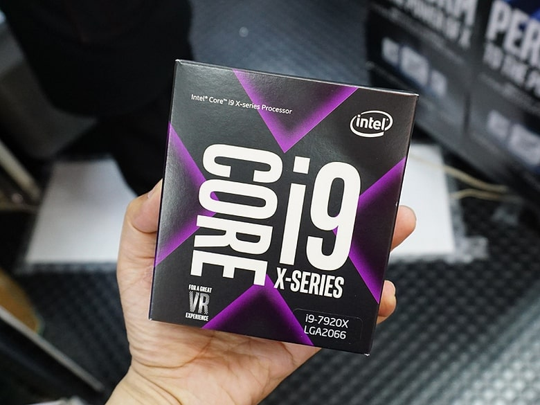 Intel Core I9-7920X X-Series