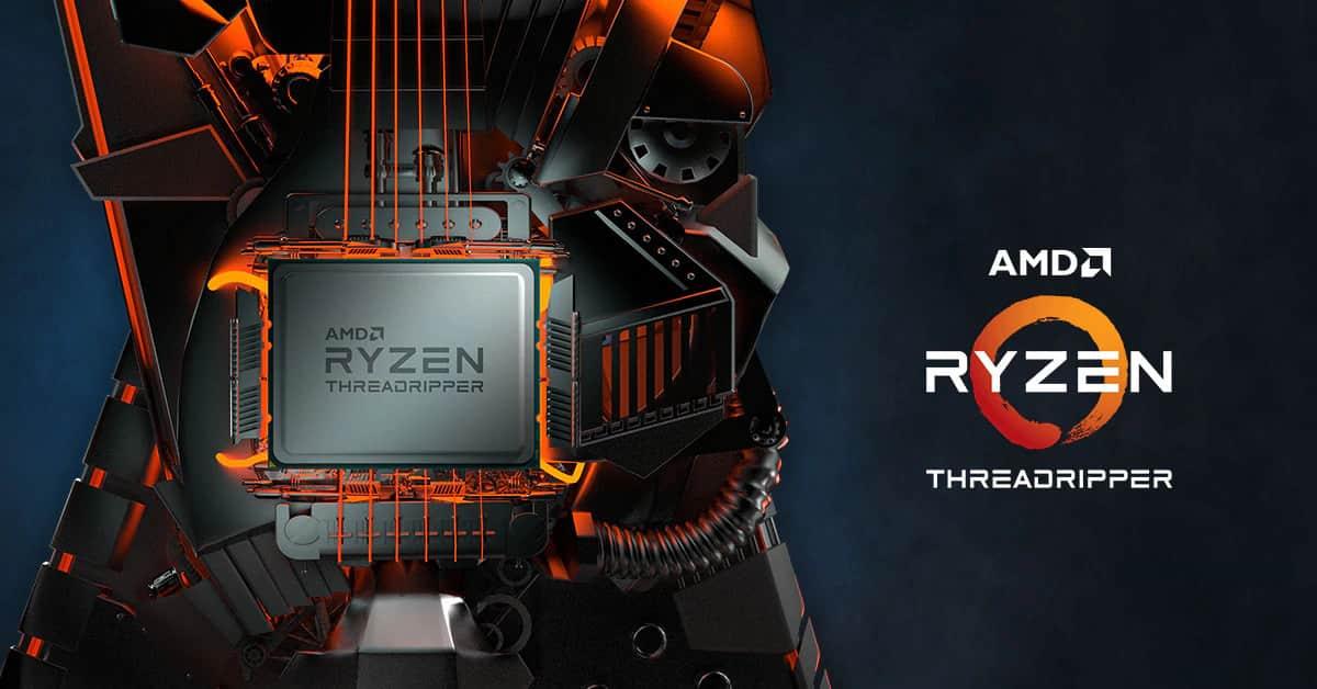 AMD YD297XAZAFWOF Ryzen Threadripper