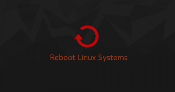 Нет надобности в перезагрузки linux