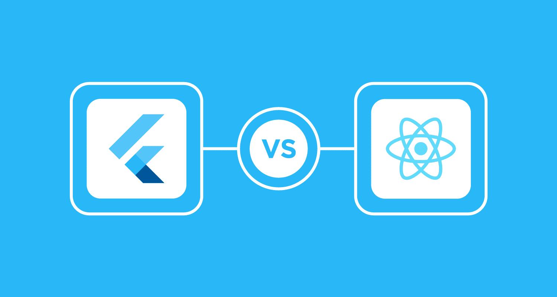 Техническая архитектура flutter vs react native