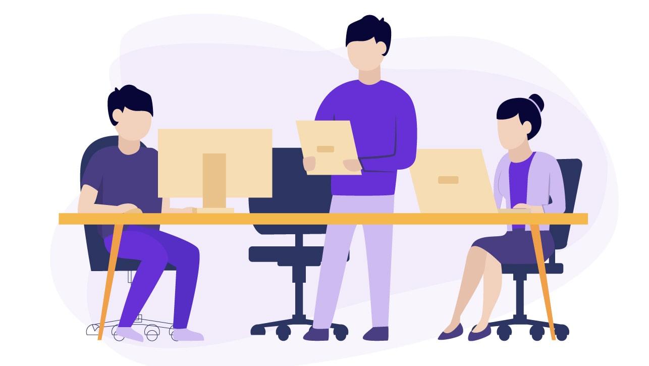 Отношение с коллегами