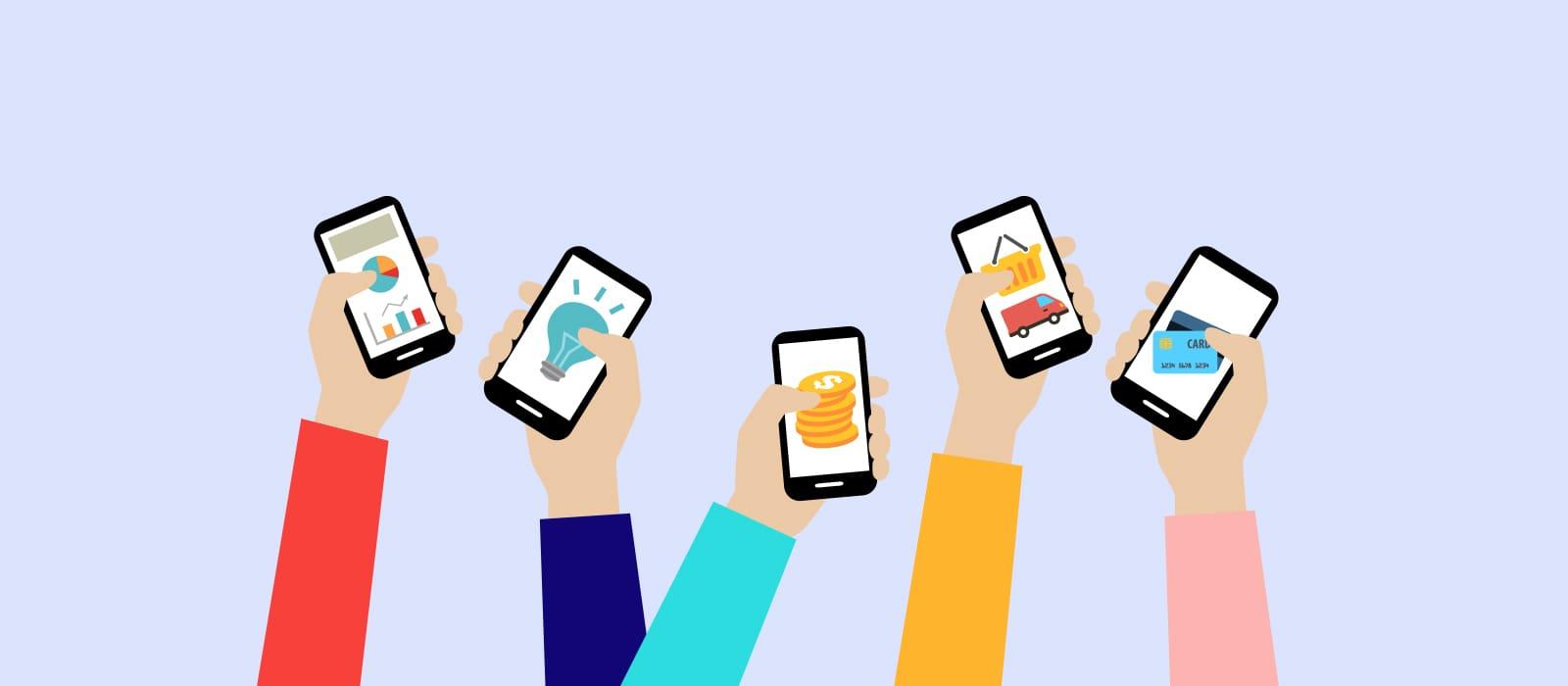 Поддержка тестирования мобильного приложения